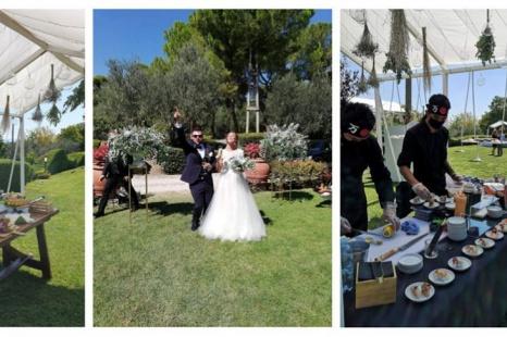 CHE TIPO DI CERIMONIA SOGNI PER IL TUO MATRIMONIO?